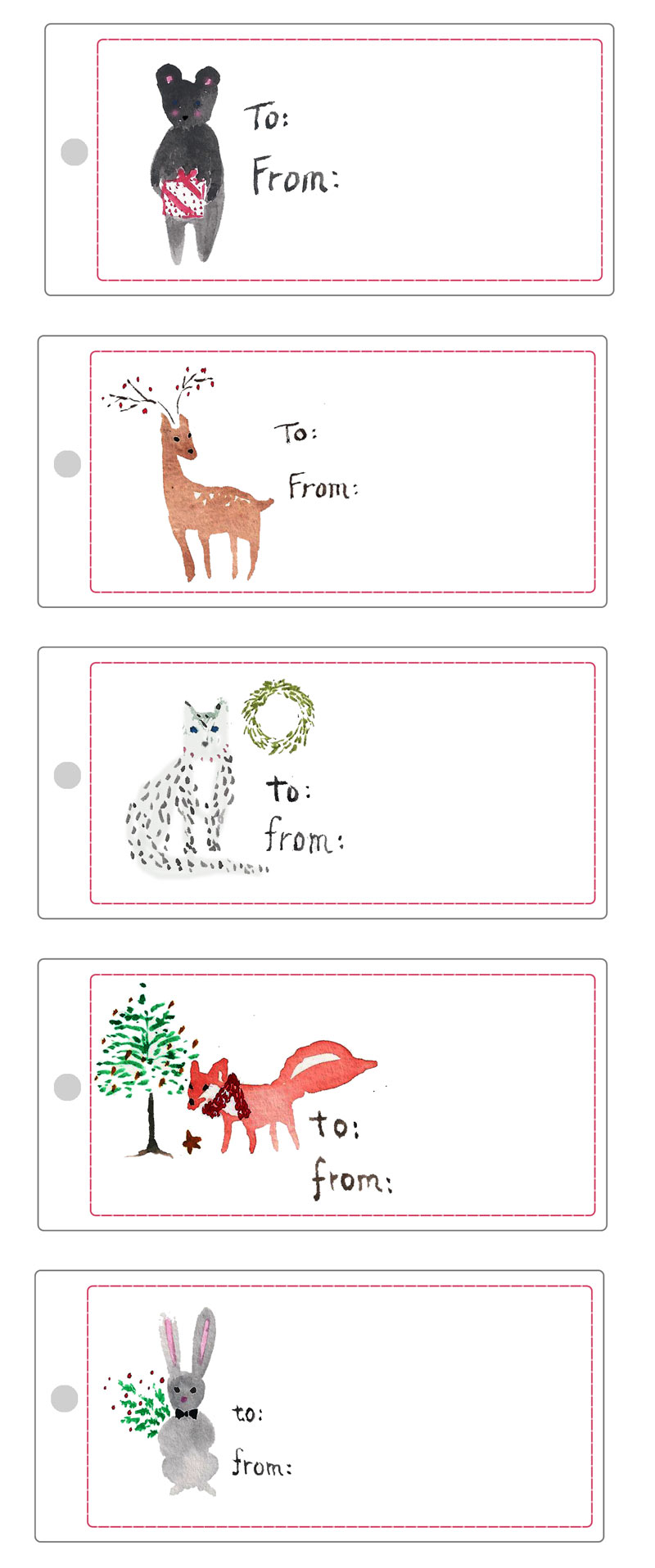 2013-holiday-tags-animals