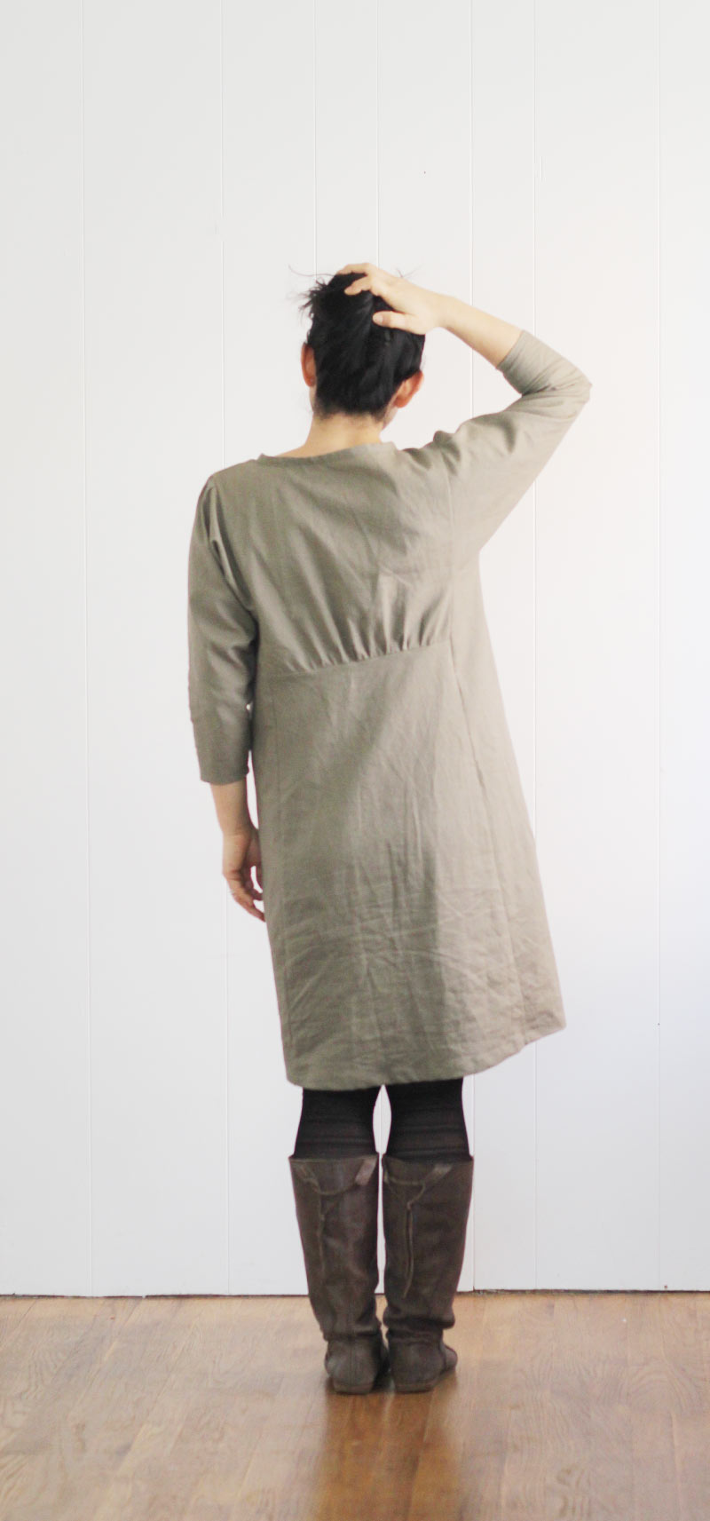 simple-style-dress-khaki3