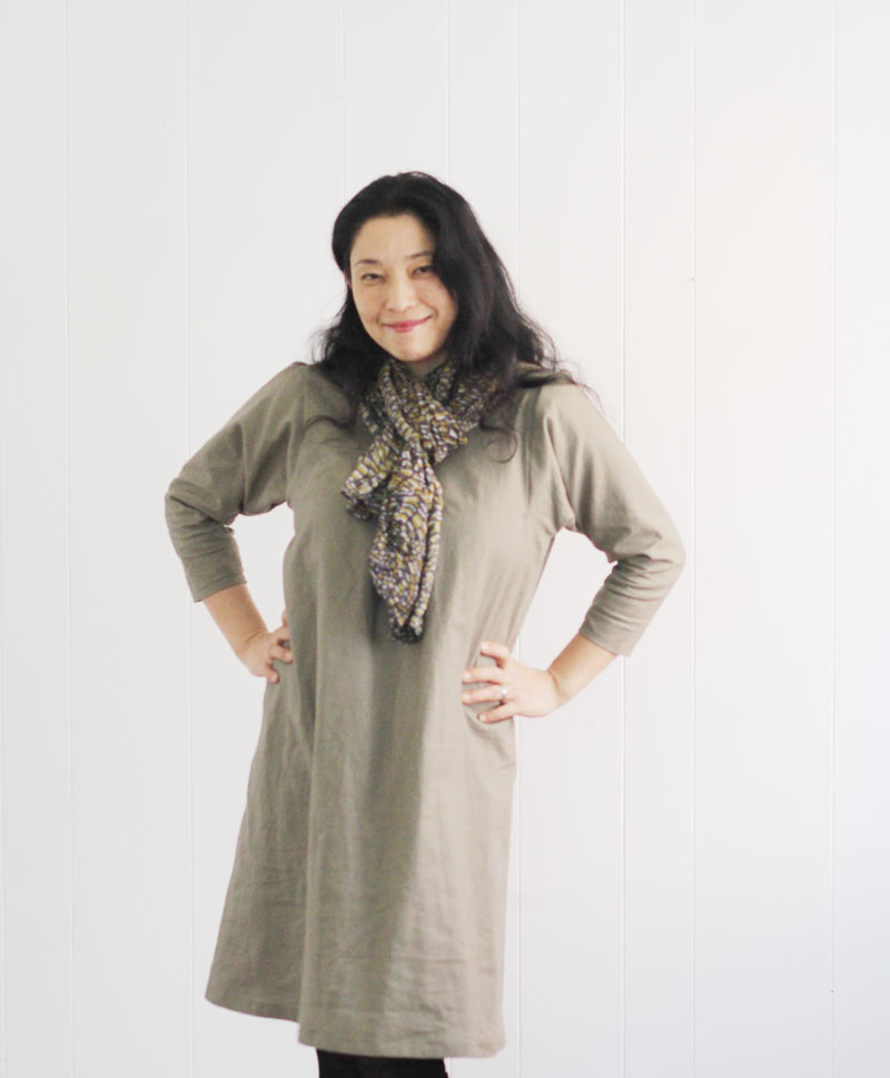 simple-style-dress-khaki4