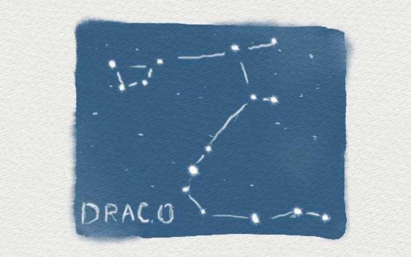 constellation-draco