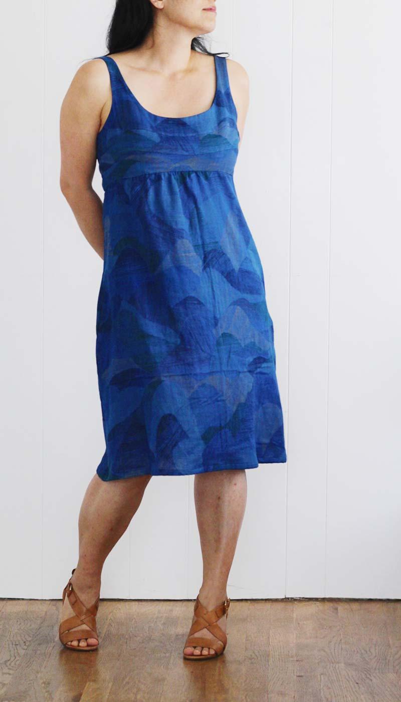 nani-IRO-mountainview-dress2