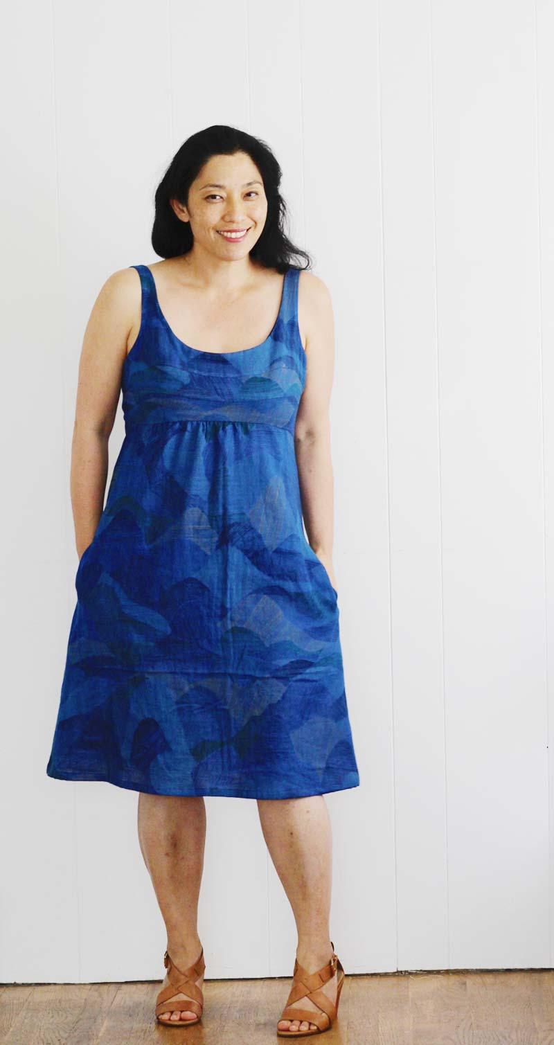 nani-IRO-mountainview-dress4
