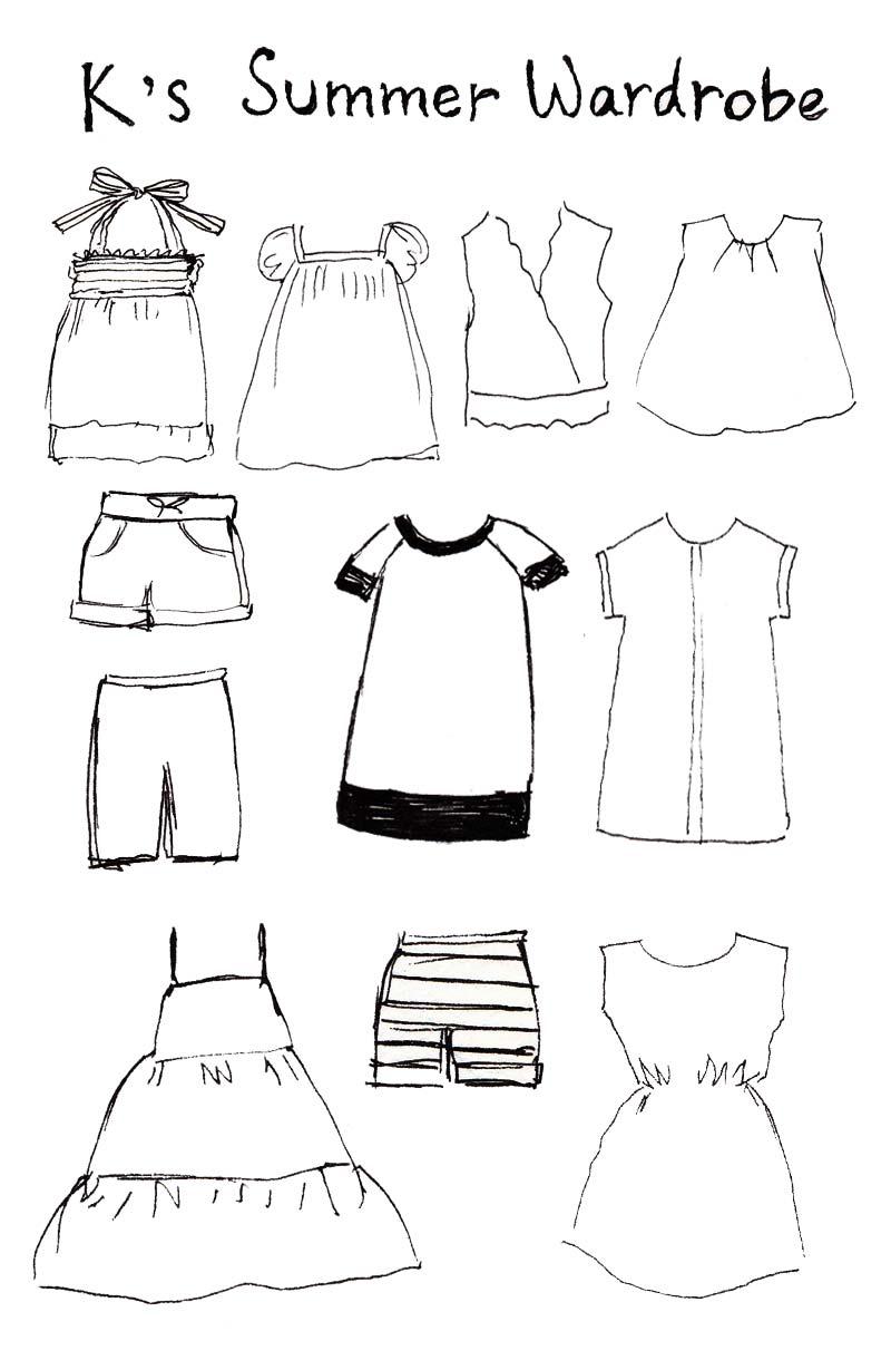 2014-summer-wardrobe