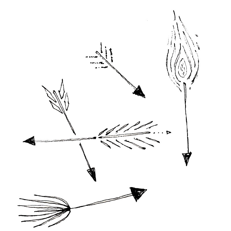 many-arrows