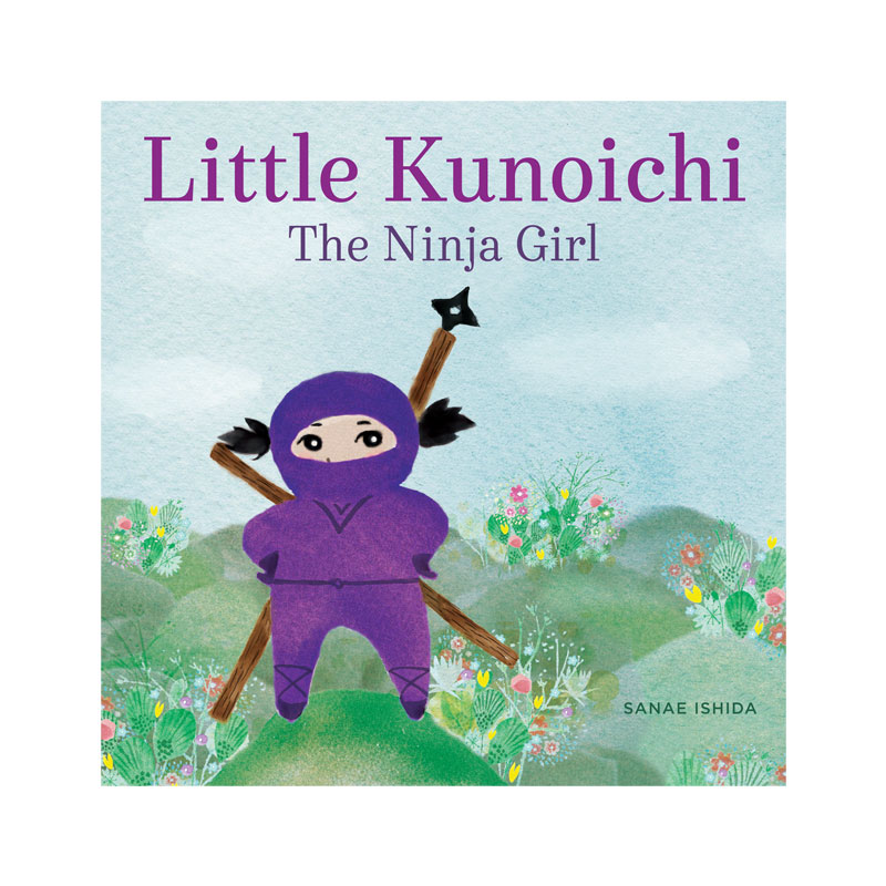 little-kunoichi-button