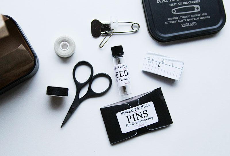 merchant mills rapid repair kit giveaway closed sanae ishida. Black Bedroom Furniture Sets. Home Design Ideas
