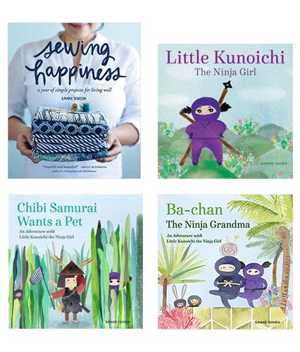 Sanae Ishida Books